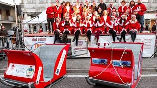Santa Klaus Cornuda Running 2016