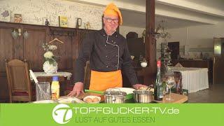 Frank´s Tellersülze in 3 Varianten mit rosa Remouladensauce | Topfgucker-TV