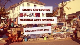 Grahamstown South Africa  City new picture : Grahamstown Arts Festival South Africa 2015