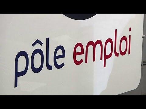 Οριακή μείωση της ανεργίας στη Γαλλία