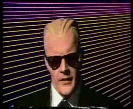 Collection - Max Headroom