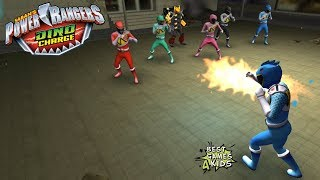 Video CHAPTER 5 - Double Trouble! | Power Rangers Dino Charge Rumble By StoryToys Entertainment MP3, 3GP, MP4, WEBM, AVI, FLV Januari 2019