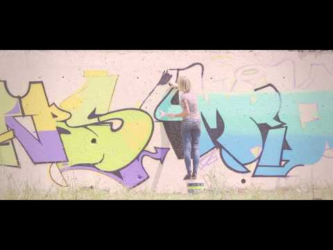 0 Montana Colors   Dabs Myla with Aryz + Vino in Barcelona | Video