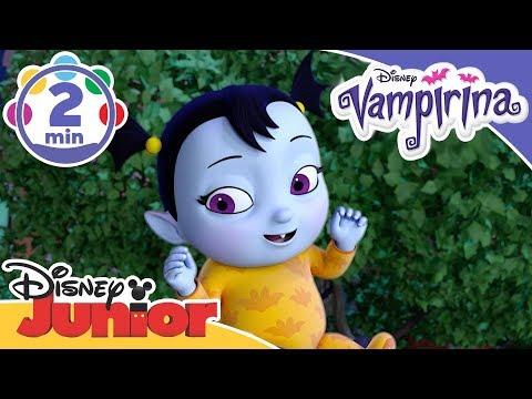 Vampirina   Vampire Lullaby Song 🎶   Disney Junior UK