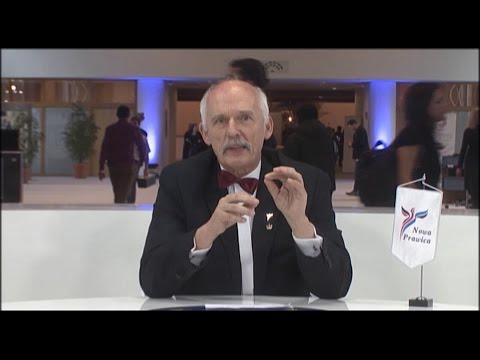 France - [FR] Janusz Korwin-Mikke o konieczności posiadania broni przez Francuzów 21.01.2015 TŁUMACZENIE ze słuchu Maciej Nawrocki - https://www.facebook.com/mmnawrocki