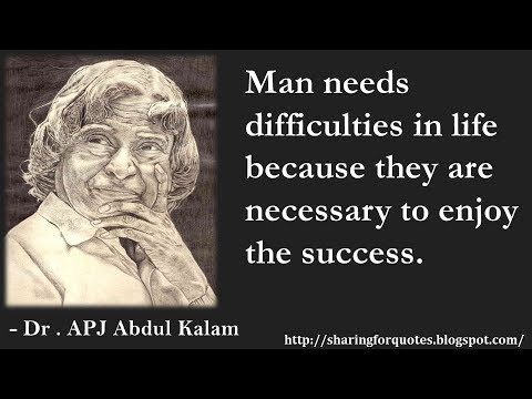 Quotes on friendship - APJ abdul Kalam Inspirational Quotes # 07