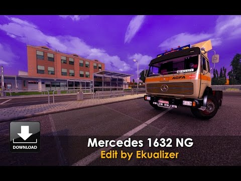 Mercedes Benz 1632 NG