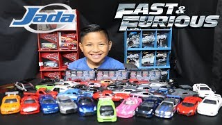 Nonton Fast And Furious Car Collection   New Cars   Jada Toys 1 32 Model Unboxing   June 2018 Film Subtitle Indonesia Streaming Movie Download