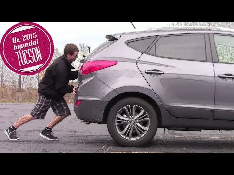 2015 Hyundai Tucson Test Drive and Review