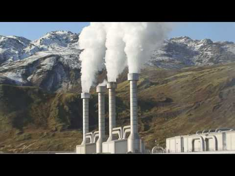 Nesjavellir Geothermal Power Plant