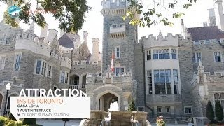 Casaloma, North America's Only Full Sized Castle