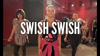 Video KATY PERRY - Swish Swish | Kyle Hanagami Choreography MP3, 3GP, MP4, WEBM, AVI, FLV Juni 2018