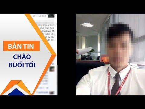 Hình ảnh kẻ ấu dâm tràn lan trên mạng | VTC - Thời lượng: 88 giây.