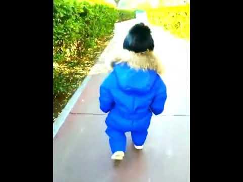 Детский зимний комбинезон на утином пуху для маленьких мальчиков и девочек; комби… видео