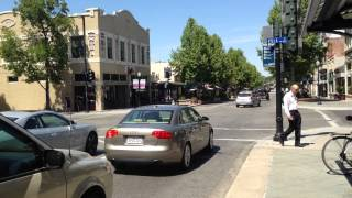 Palo Alto (CA) United States  city pictures gallery : The Main Street of Palo Alto California USA - part 01