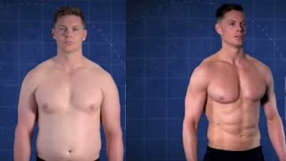 Video How To Lose Weight | Trainer Gains and Loses 60 POUNDS in 'Fit to Fat to Fit' MP3, 3GP, MP4, WEBM, AVI, FLV Januari 2019
