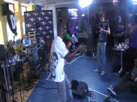 Tinie Tempah | Tinie Tempah LIVE P.A @ 1Xtra Breakfast Tour