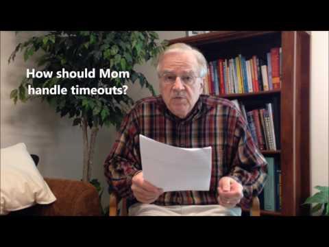 Ask Dr. Phelan: Timeout Tantrums