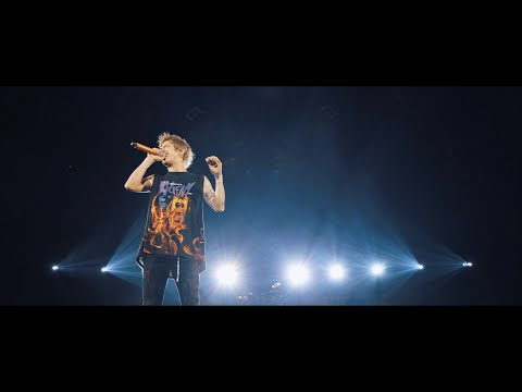 """ONE OK ROCK - Wasted Nights [Official Video from """"EYE OF THE STORM"""" JAPAN TOUR]"""