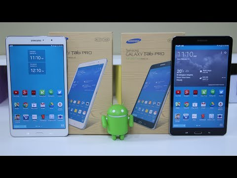 tab - Samsung Galaxy Tab Pro 8.4: Unboxing & Review Samsung's new Galaxy S5/Galaxy Tab Pro/Note Pro tablets have taken the tablet scene by storm. They've offered o...