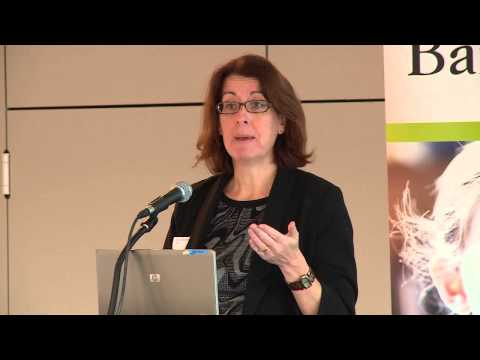 Anne O'Connor, National Director for Mental Health, HSE at Barnardos 'Patients Parents People'