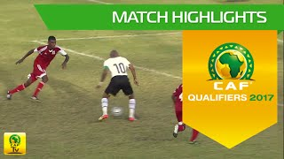 Download Video Mauritius vs Ghana | Africa Cup of Nations Qualifiers 2017 MP3 3GP MP4