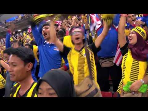 2014 AFF Suzuki Cup final (second leg): Thailand 2-3 Malaysia