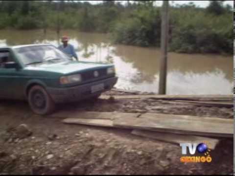 Matéria Chuvas em Caxingó