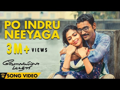 Po Indru Neeyaga – Velai Illa Pattadhaari Offical Full Song