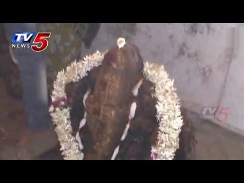 Devotees Rush in Agasteswara Kona at Kadapa : TV5 News