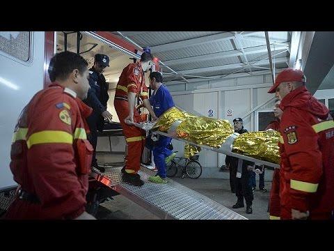 Ρουμανία: Ματωμένη συναυλία σε κλαμπ του Βουκουρεστίου