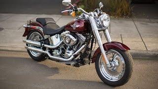 10. New 2015 Harley Davidson FatBoy Motorcycle
