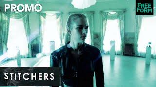 """Stitchers   Season 3 Episode 4 Promo: """"Mind Palace""""   Freeform"""