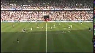 PSG 5-1 Saint-Etienne (7ème Journée de Division 1 2000-2001)