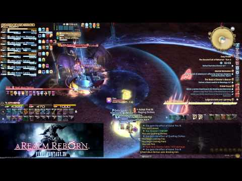 Final Fantasy XIV Realm Reborn – Coil Turn 9 – Vault Hunters Sargatanas (Main Group)