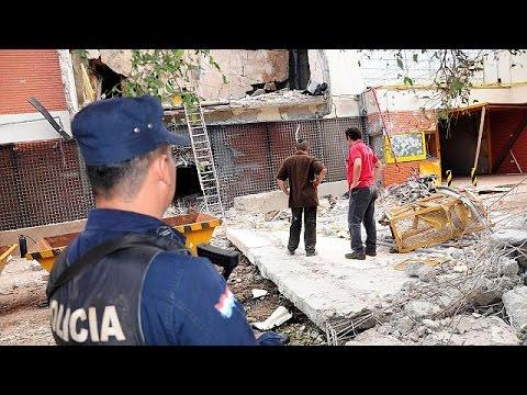 Παραγουάη: Νεκροί και τραυματίες στη «ληστεία του αιώνα»