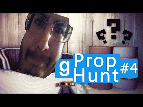 I Don't remember This when I Was In School. ((G-Mod Prop Hunt))