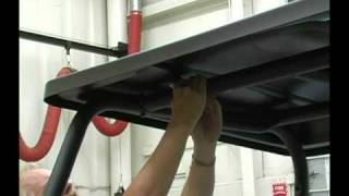 6. New Holland Rustler: How to Install Canopy