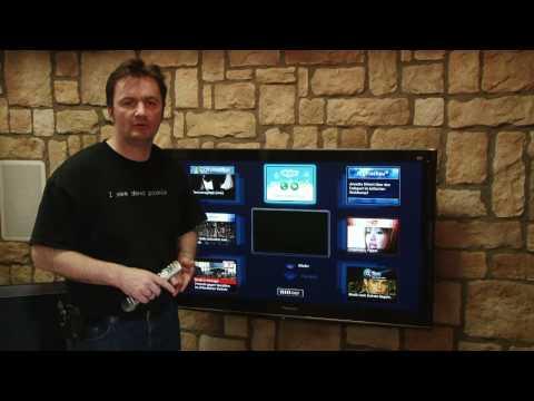 3D PLASMA TV von PANASONIC TXP 50 VT 20