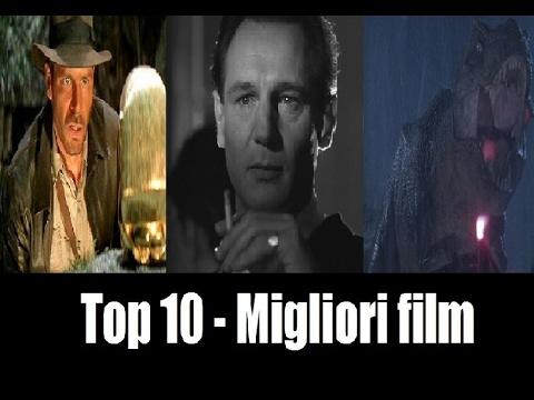 TOP 10 - Migliori Film di Steven Spielberg