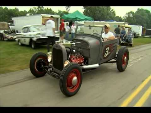 Video Feature: 1928 Model A Ford Roadster Pickup (Buckshot)