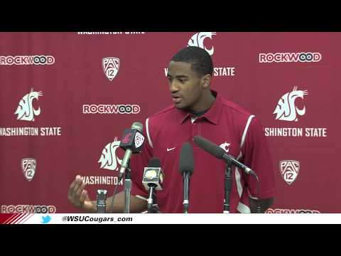 Deone Bucannon Interview 10/22/2012 video.