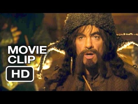 The Hobbit: An Unexpected Journey Movie CLIP - Misty Mountains Song (2012) HD Video