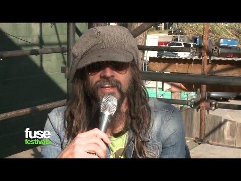ROB ZOMBIE TALKS SMOKING CRACK WITH RICK JAMES & OZZY OSBOURNE [SXSW 2013]