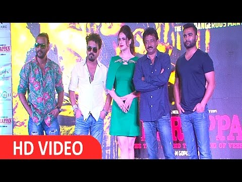 Zareen Khan Launch Song Khallas In Veerappan
