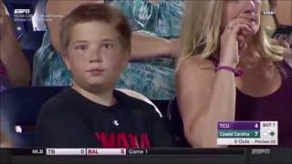 Hilarious Little Boy Has ESPN Anchors Dying With Laughter On Live TV