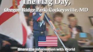 Cockeysville (MD) United States  city photos : The Flag Day 2010, American Flag Foundation, Oregon Ridge Park, Cockeysville, MD, US - Part 1