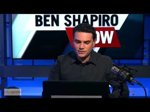 Ben Shapiro Loses It On Feminist Blogger Calling Her Sons Rapists | The Ben Shapiro Show