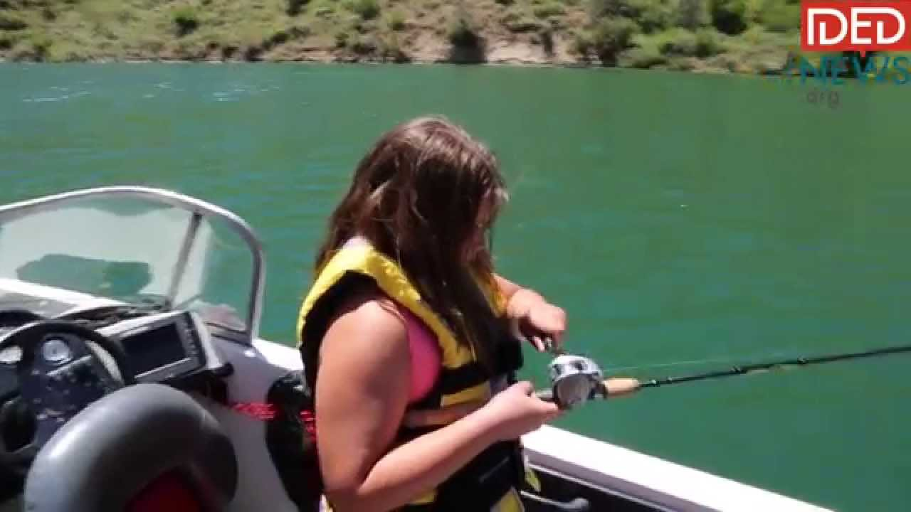 Boise teacher works as a summer fishing guide