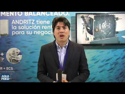 Oscar F. Centeno   Gerente de Postventa de Andritz Colombia